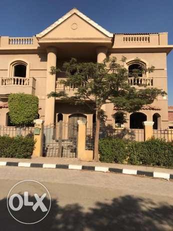 Villa Quattro In El rehab City