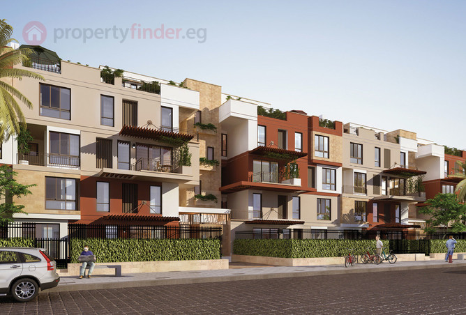 Apartment In Compound East town Sodic